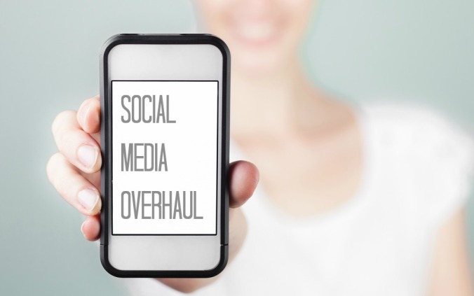 Social Media Overhaul - KellyNeedham.com