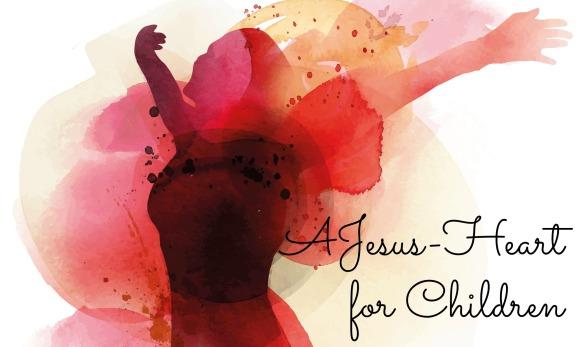 a jesus heart for children